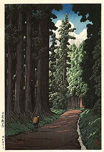 Hasui: The Nikkô highway