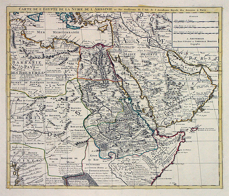 Africa, Arabia - Covens & Mortier