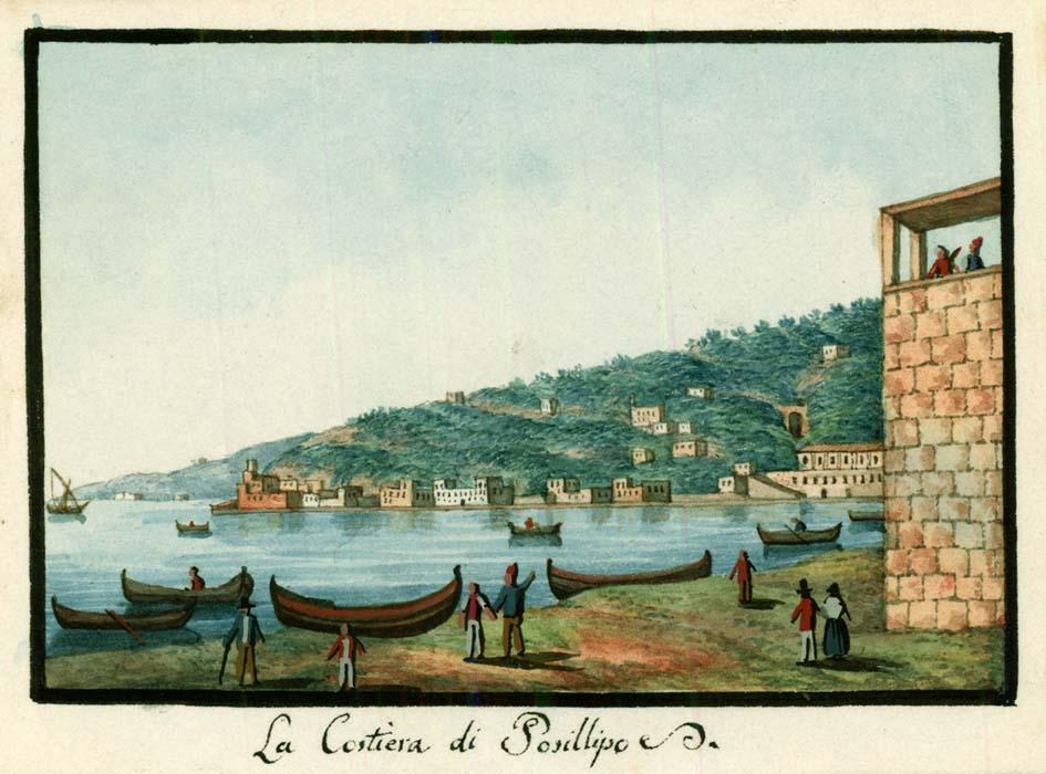 Glass: Views of Naples