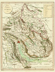Scheurmann: Canton of Zurich